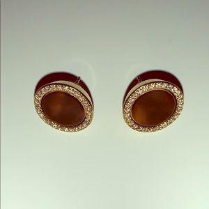 Michael Khors Stud Earrings